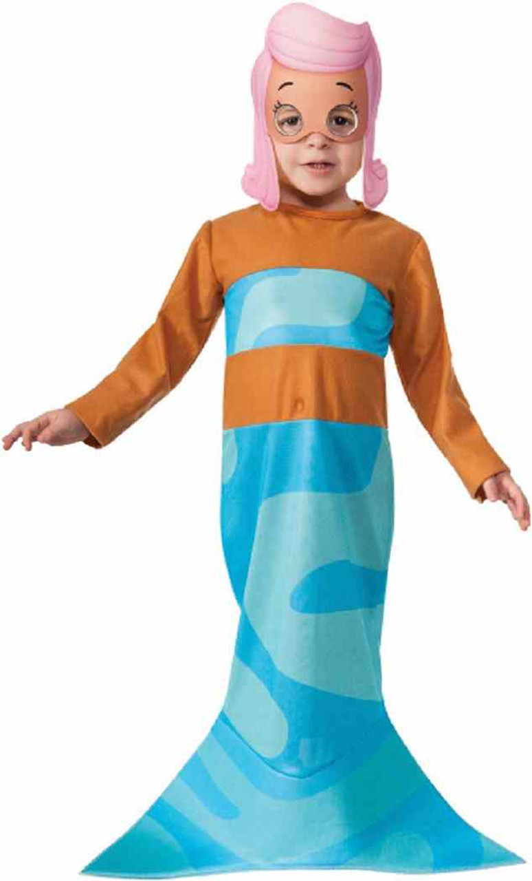 Bubble Guppies Costume : bubble, guppies, costume, Molly, Bubble, Guppies, Child, Costume, Parties
