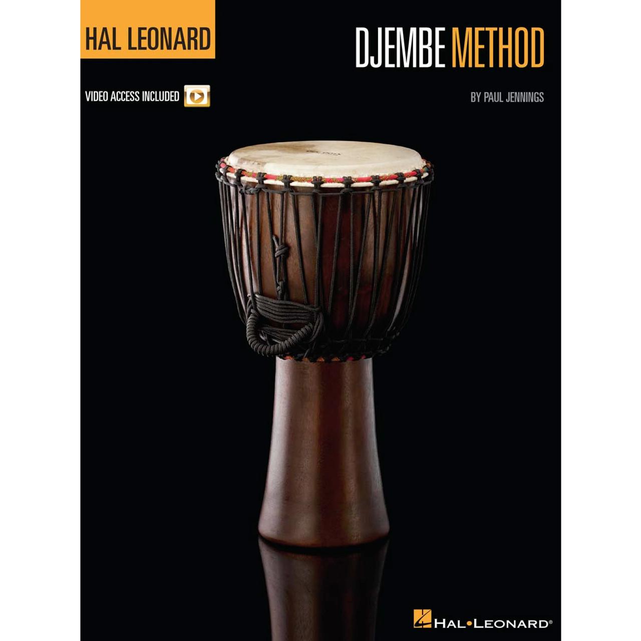 hight resolution of djembe method book video