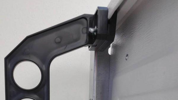 garage door fishing rod rack cobra rack garage storage