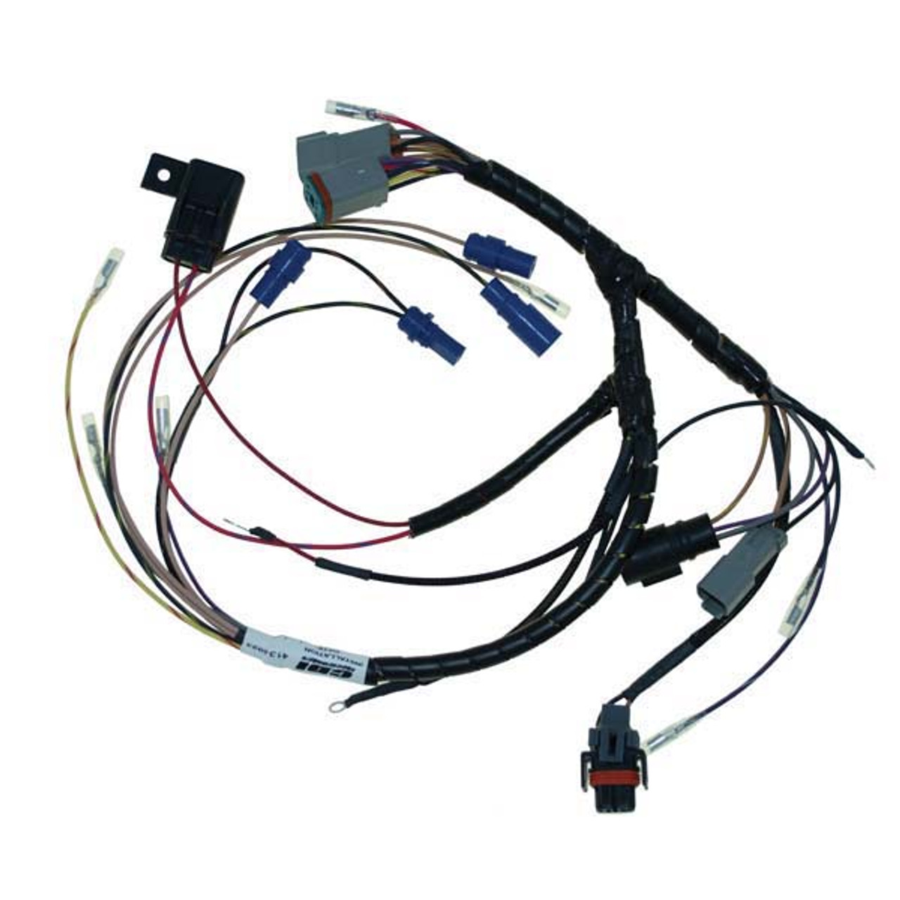 medium resolution of wiring harnes for johnson outboard