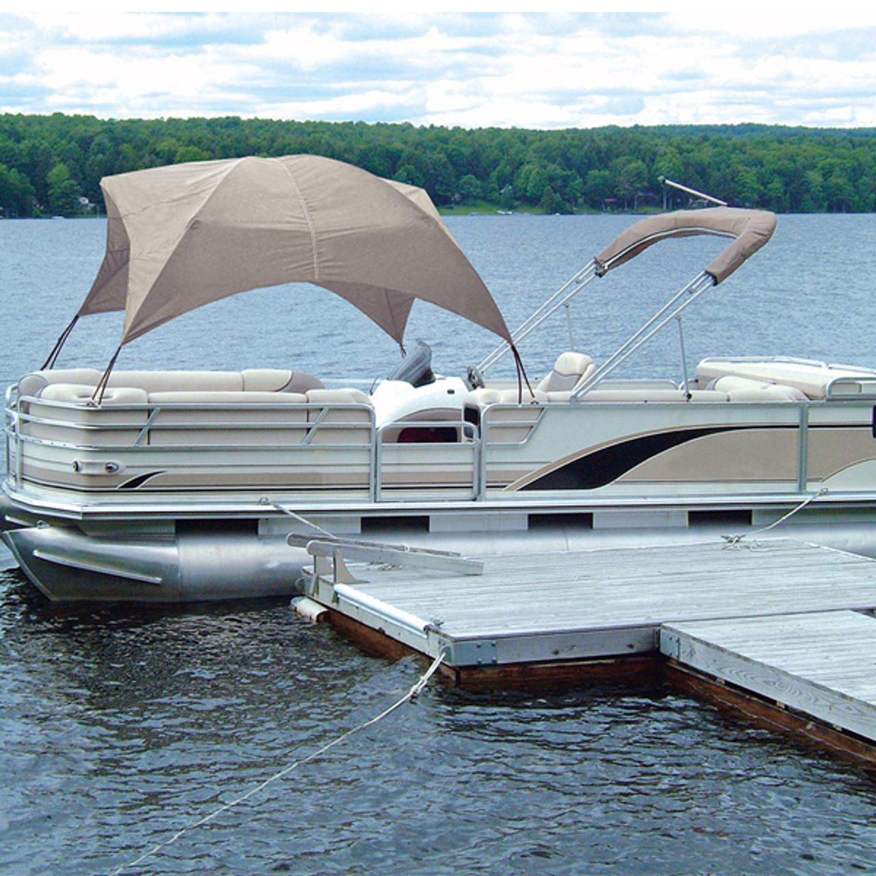 taylor made pontoon gazebo shade wholesale marine wiring diagram sun shade boat canopy tops johnson outboard wiring [ 1280 x 1280 Pixel ]