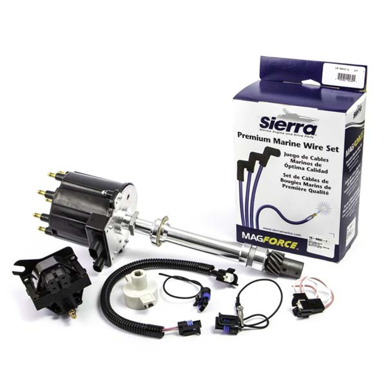 small resolution of sierra 18 5514 v 8 delco est conversion kit