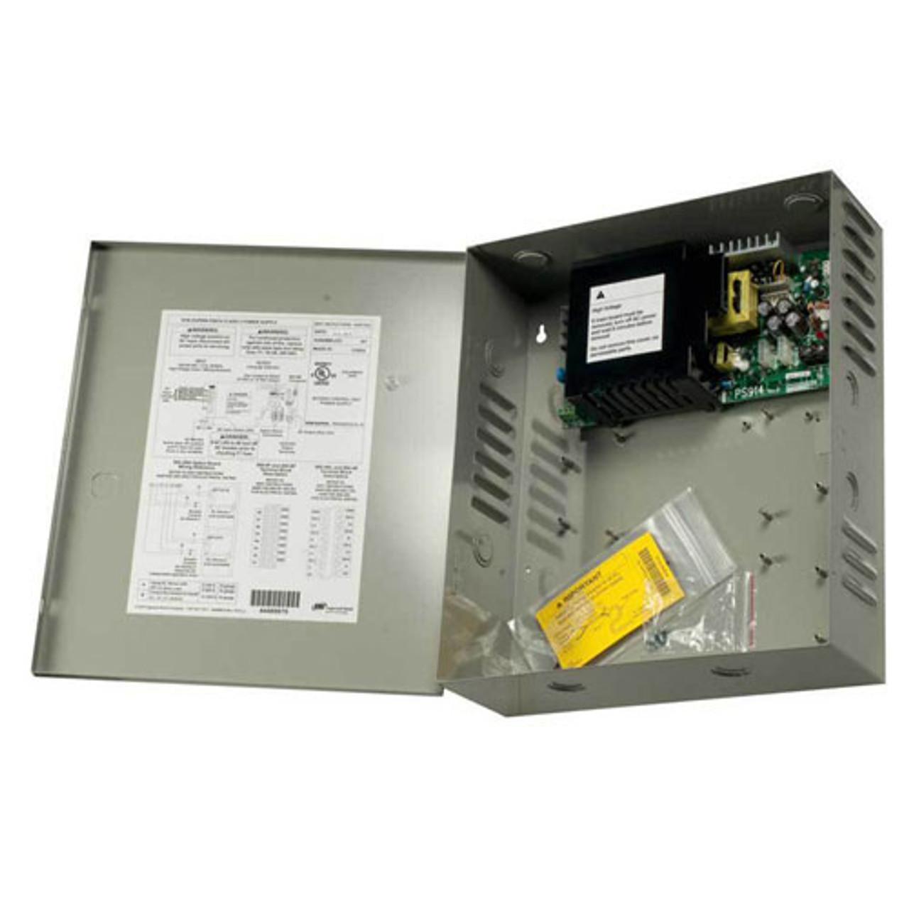 hight resolution of ps914 von duprin power supply lock depot incps914 wiring diagram 9
