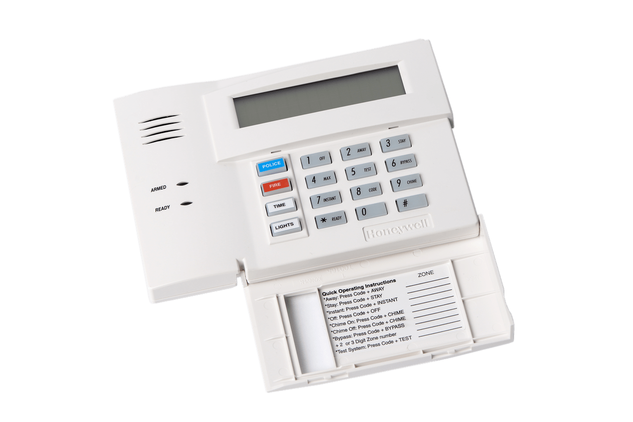 small resolution of honeywell 6160 custom alpha keypad
