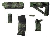 AR-15TIGER STRIPE MATRIX MAGPUL ACCESSORY KIT MILSPEC