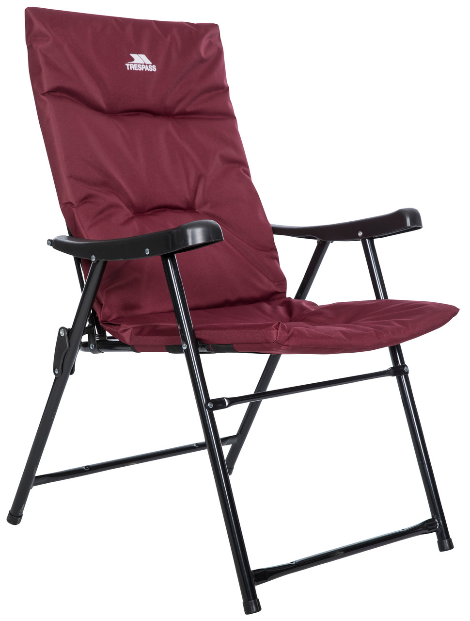 Folding Camp Chair Paddy Folding Padded Deck Chair