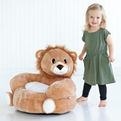 Plush Toddler Chairs Office Max Desk Lion Chair Stuff 4 Multiples