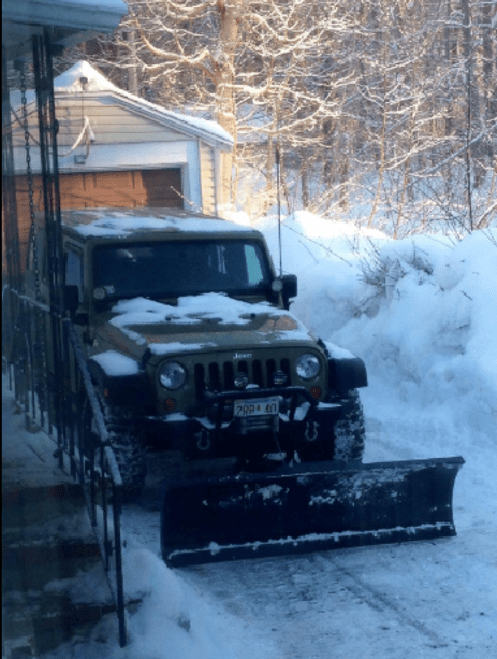 Snow Plows For Jeep Wranglers : plows, wranglers, Wrangler, Pacific, Eagle, Powersports