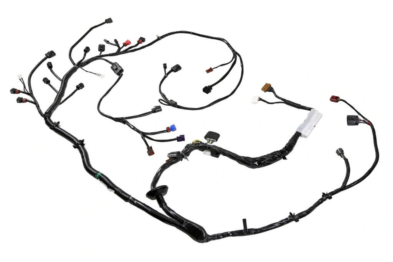 hight resolution of wiring specialties engine harness for nissan 240sx ka24de 91 94 enjuku racing parts llc