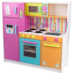 Kid Craft Kitchen Ikea Island Canada Kidkraft Big Bright On Sale Now Sydney Pickup Or Fast And Large Wooden Play