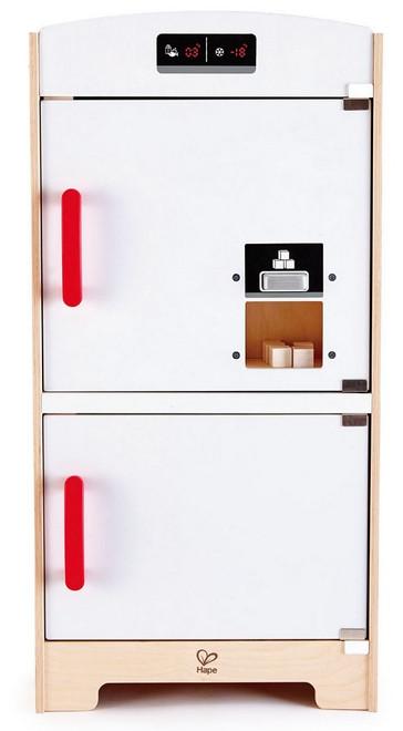 hape play kitchen designer jobs gourmet fridge for kids on sale now
