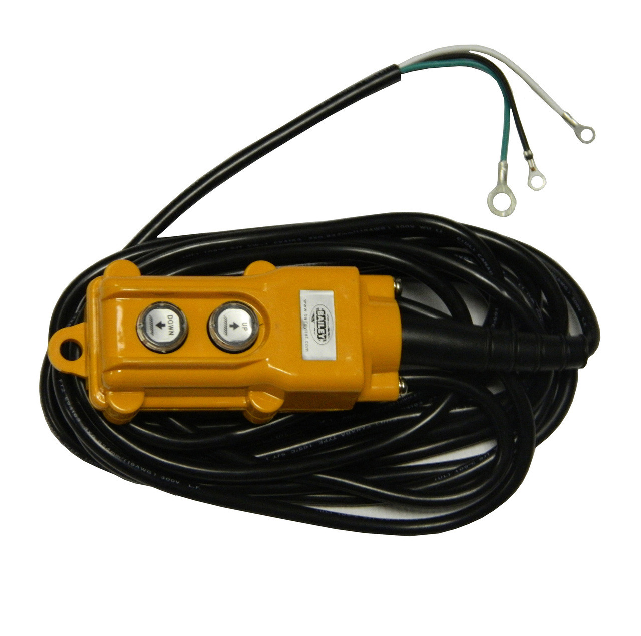 dtrc gd replacement remote control for dump trailers 3 wire croft trailer supply [ 1280 x 1270 Pixel ]