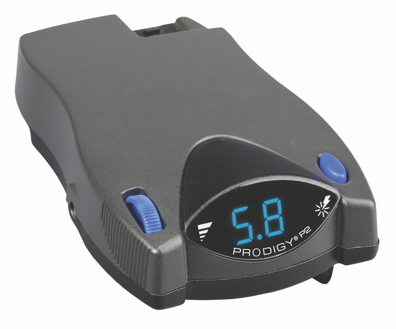 medium resolution of 90885 tekonsha prodigy p2 proportional brake controller 2 4 6 8 brake systems croft trailer supply