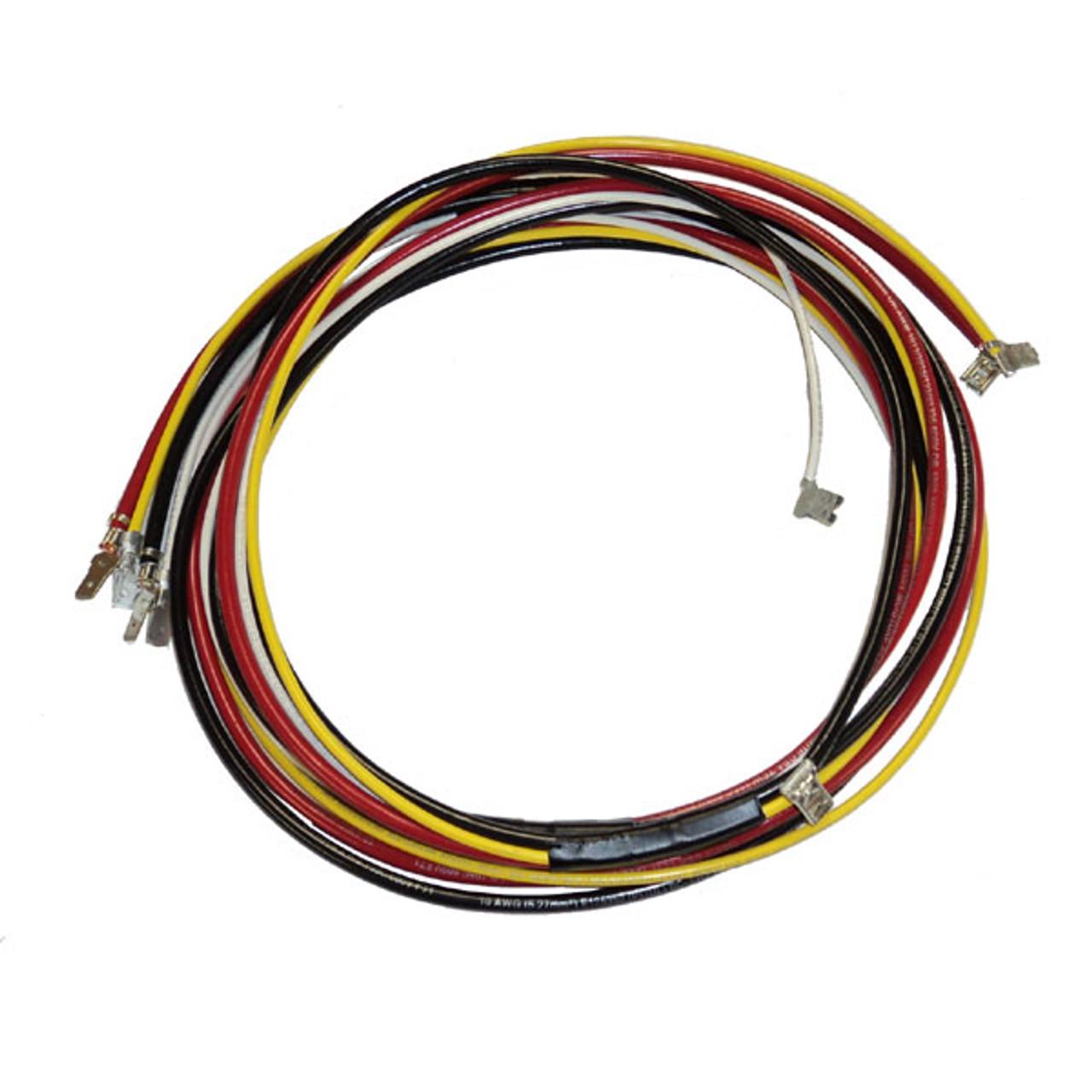 small resolution of minn kota trolling motor part wire harness a t ft pedal 2261208 minn kota edge 45