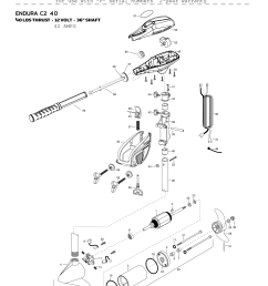minn kota endura c2 40 parts 2015 from fish307 com parts diagram minn kota endura 30 trolling motor minn kota endura 30 [ 1700 x 2200 Pixel ]