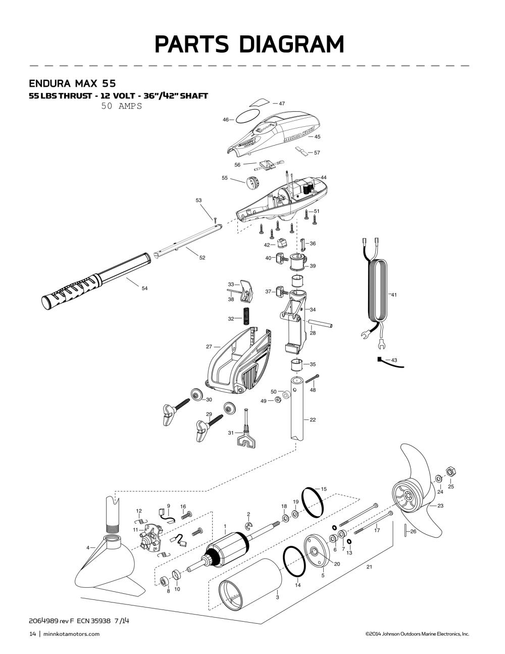 medium resolution of minn kota endura max 55 parts 2015 from fish307 com2015 mk enduramax55 1 png