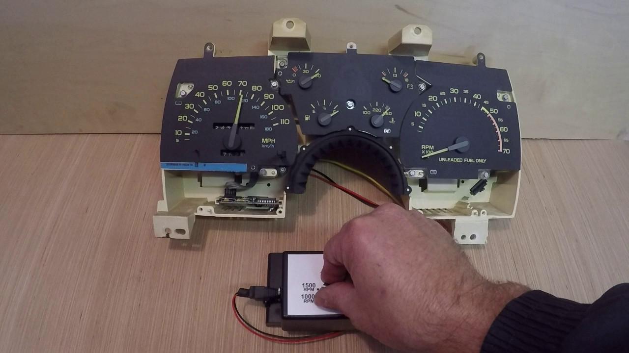 on 1987 firebird sdometer wiring diagram [ 1280 x 720 Pixel ]