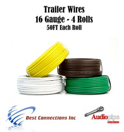 car audio video installation 6 way flexible cord trailer wire harness light cable led 18  [ 1094 x 1200 Pixel ]