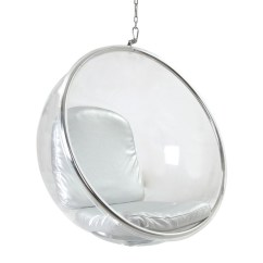 Eero Aarnio Bubble Chair Sofa And Covers Canada Hanging Silver Kardiel