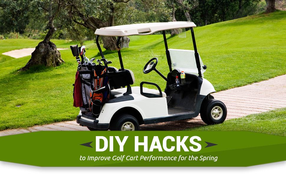 2016 club car precedent wiring diagram 2000 cavalier radio diy hacks to improve golf cart performance for the spring
