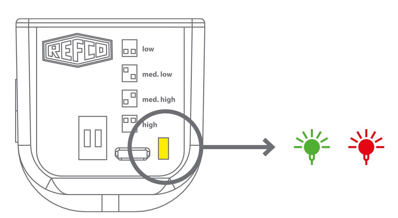 medium resolution of  condensate removal pump gobi ii installed gobi ii disassembled view gobi ii led screen