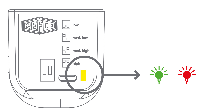 hight resolution of  condensate removal pump gobi ii installed gobi ii disassembled view gobi ii led screen