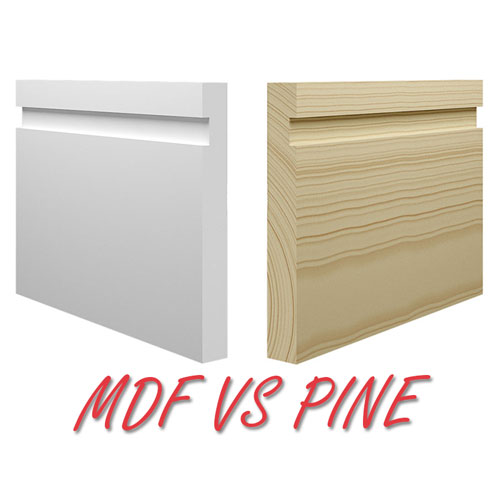 Is Mdf Stronger Than Wood