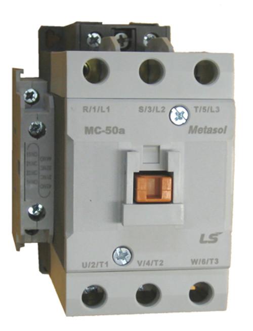 LS MC-40A-AC240 Metasol 40 AMP contactor | 240 volt AC coil