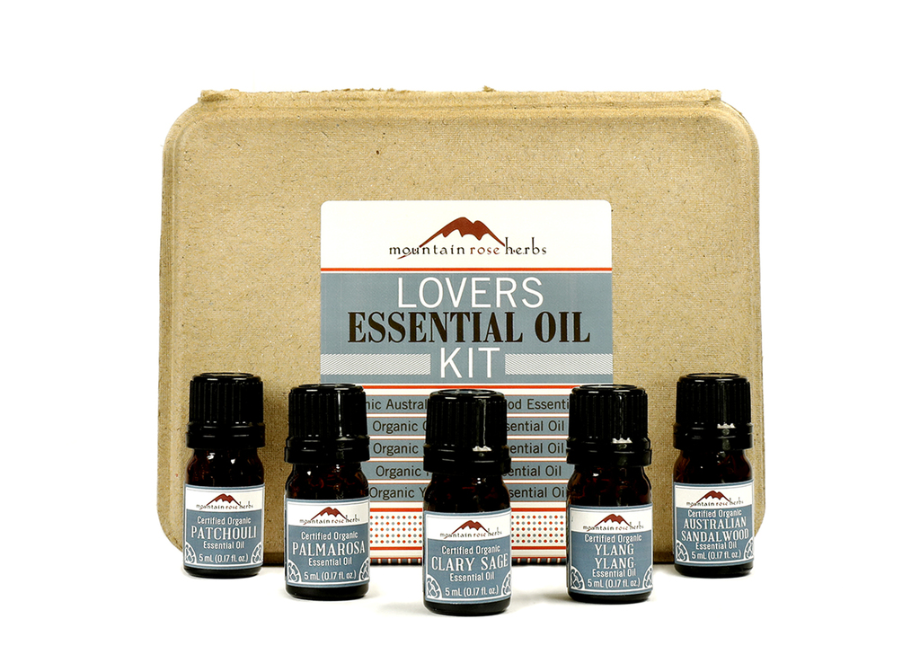 Lovers Essential Oil Kit