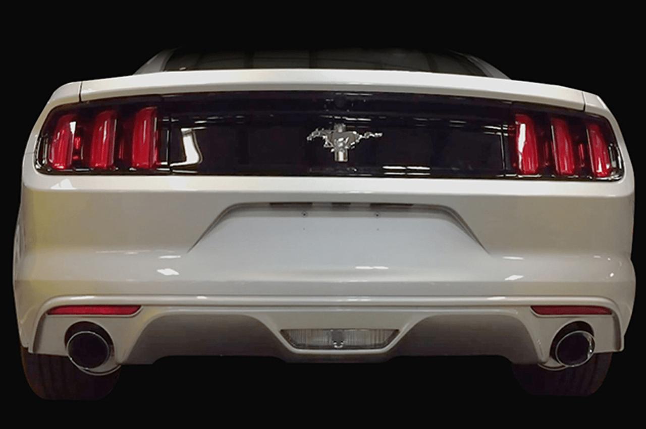 roush axle back exhaust 421837 ecoboost 2015 2017