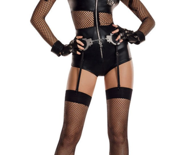 Starline Midnight Shift Police Officer Sexy Adult Womens Halloween