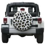 Boomerang Rigid Tire Cover Leopard