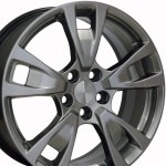 19 Fits Acura Tl Acura Rl Silver Wheels Set Of 4 19x8 Rims Stock Wheel Solutions