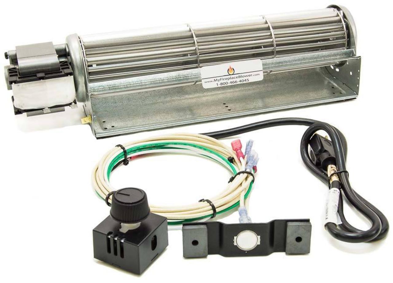 hight resolution of blot fireplace blower fan kit for monessen bdv400