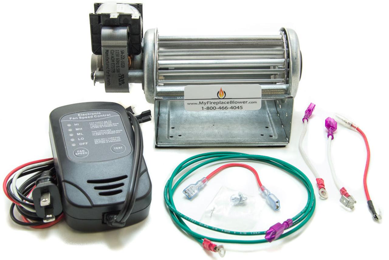 medium resolution of gfk21b fireplace blower for heatilator nd3630 nd3630i fireplace insert