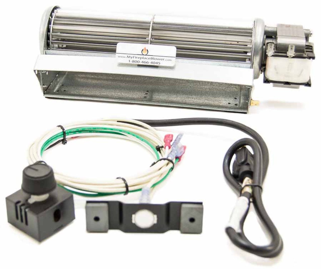 hight resolution of blot240 fireplace blower fan kit for martin gas fireplaces