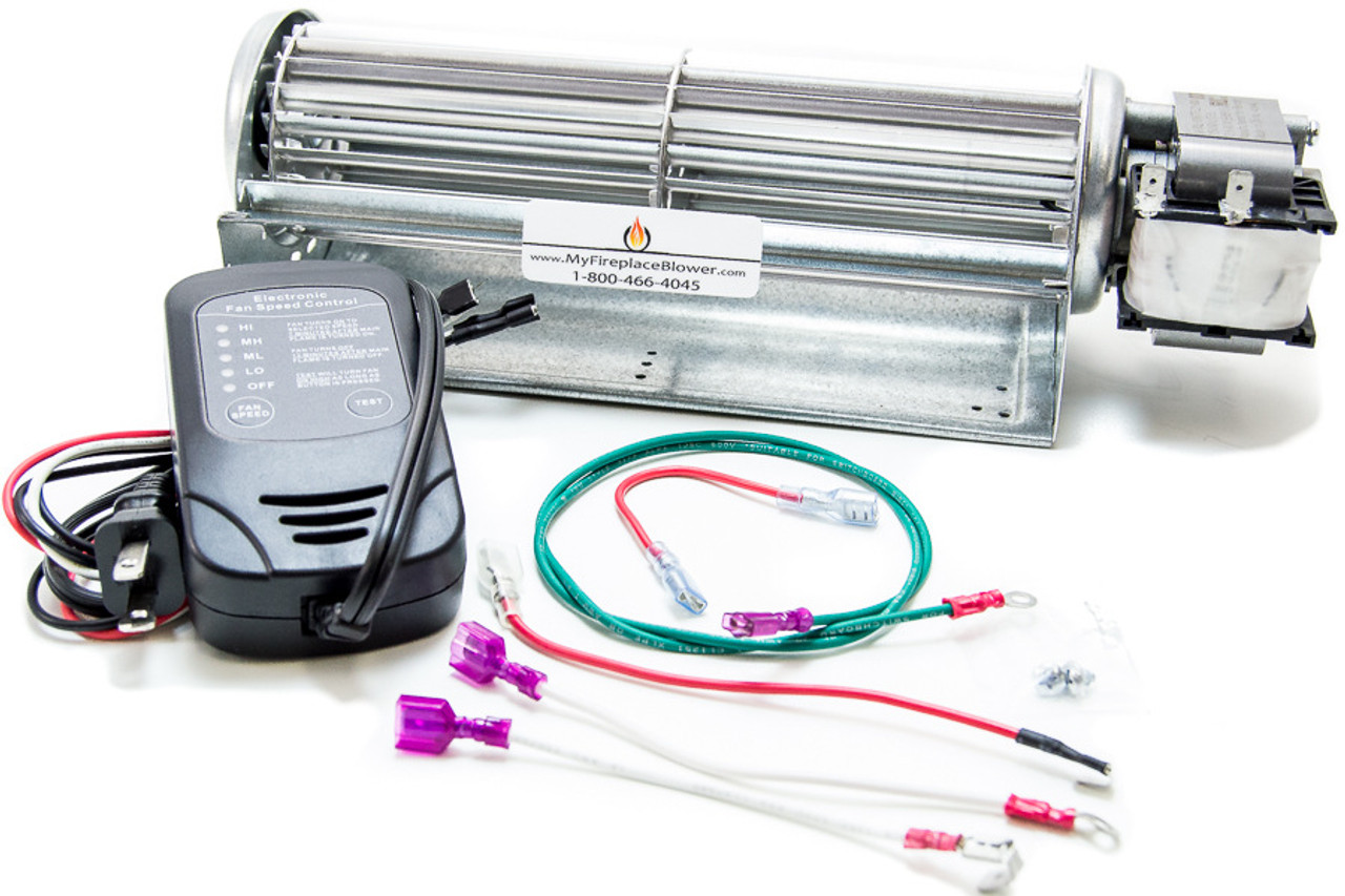 hight resolution of gfk4b fireplace blower kit for heatilator nd3933 nd3933i fireplace insert