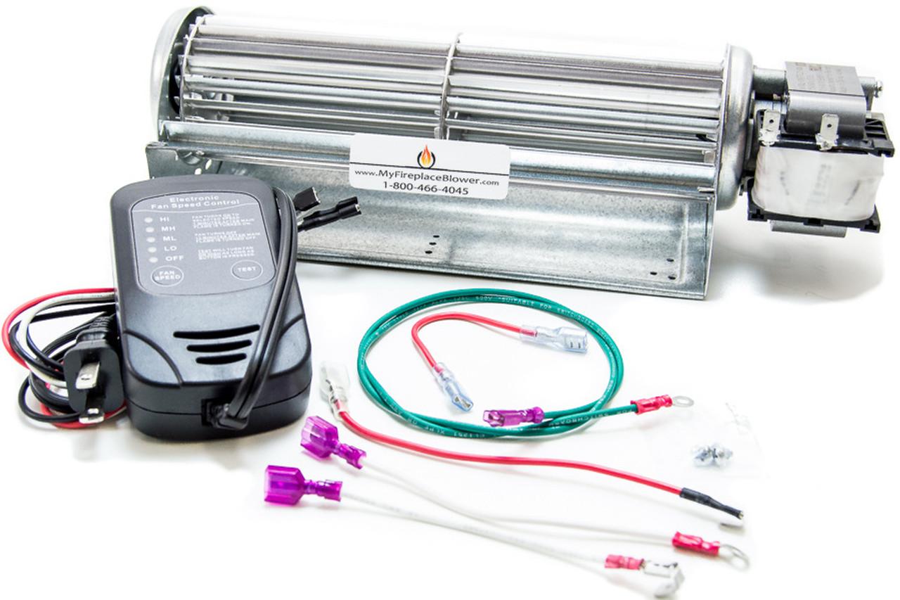 small resolution of gfk4b fireplace blower kit for heatilator nd3933 nd3933i fireplace insert