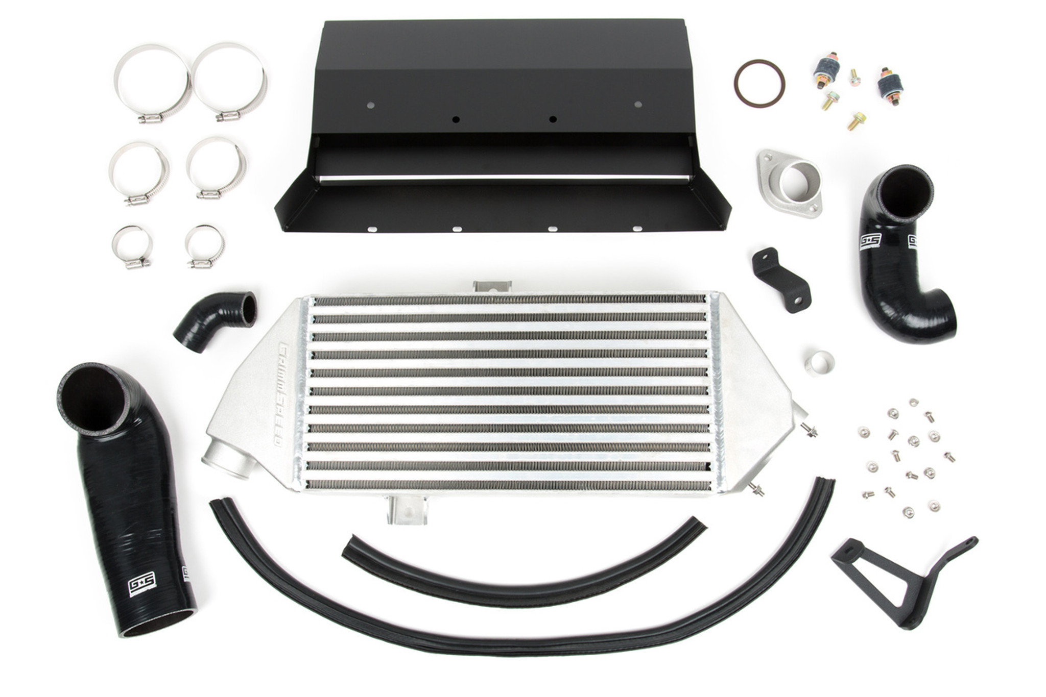 top mount intercooler kit subaru 08 14 wrx 05 09 legacy gt diagram of 05 subaru legacy gt engine [ 2048 x 1366 Pixel ]
