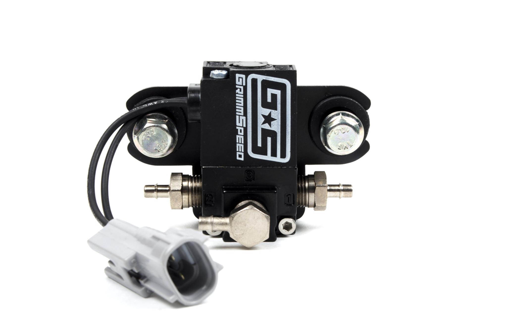 medium resolution of electronic boost control solenoid 3 port subaru 06 07 wrx