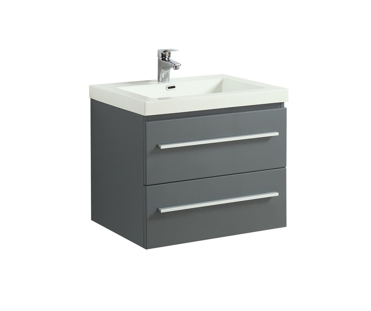 rubi arto 24 bathroom vanity grey