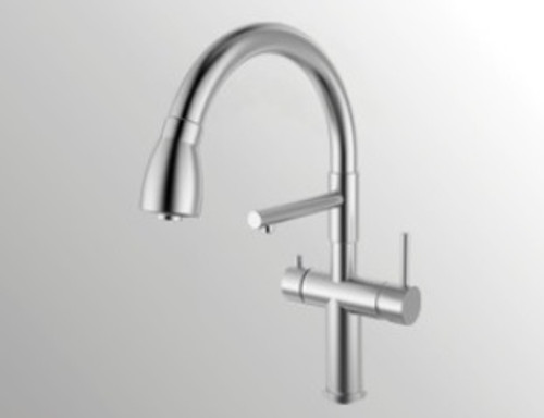 kitchen filter home depot sinks stainless steel castle bay bettle water pullout faucet
