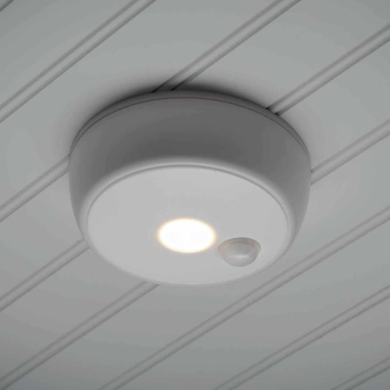 mr beams wireless motion sensor led ceiling light