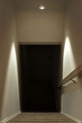 light up dark stairs with the mr beams