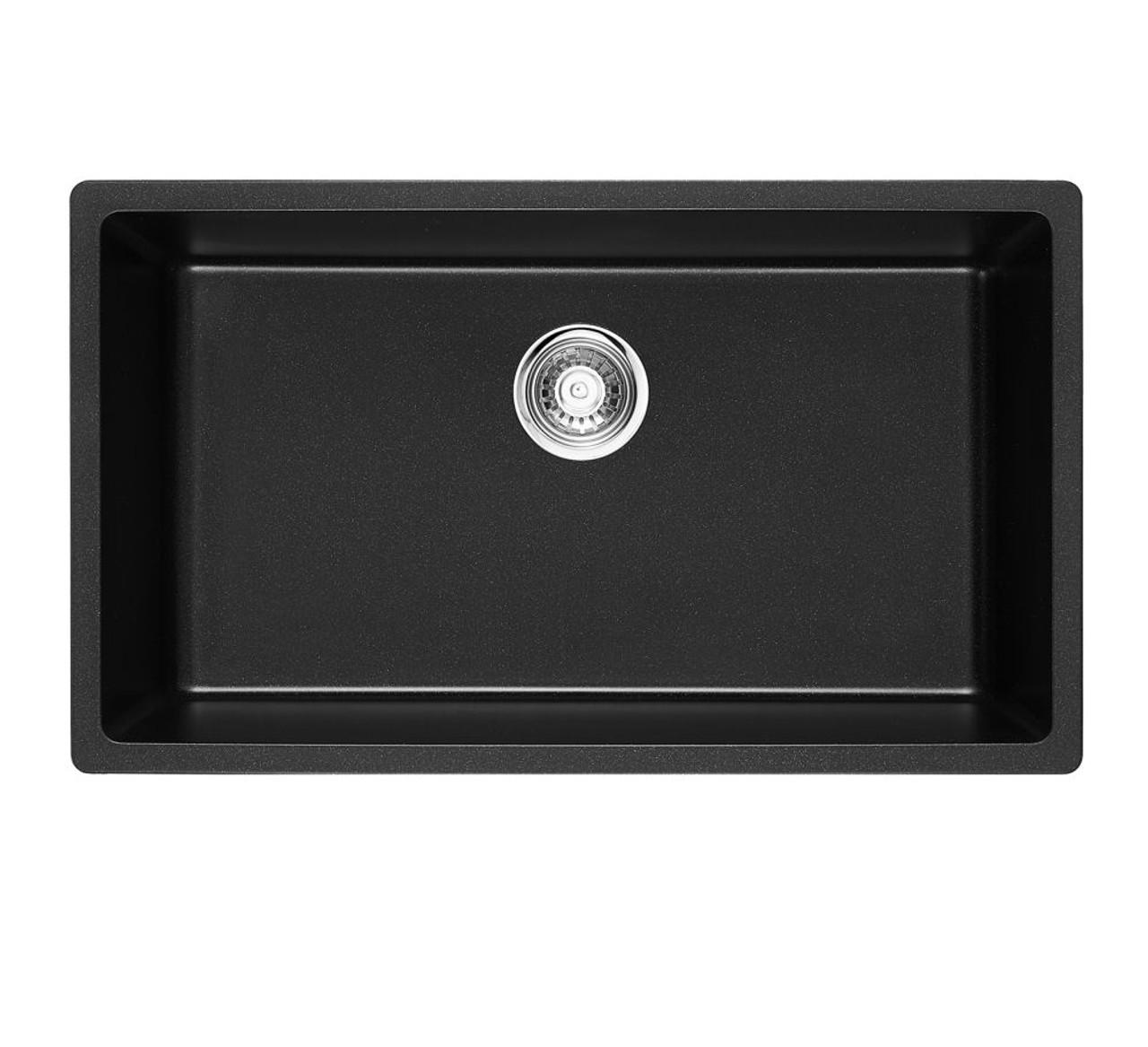 normandy granite kitchen sink under mount drop in single bowl 780x440
