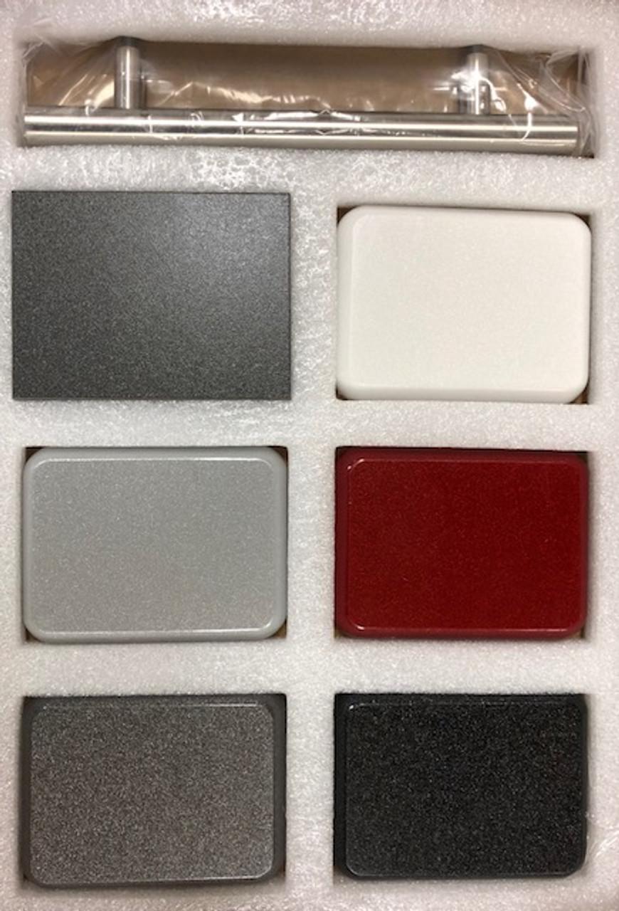 Ulti Mate Garage Cabinets Swatch Sample Kit Ug21012 Pro Garages Com