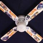 Hot Wheels Ceiling Fan 42 Ceiling Fans Kids Room Decor