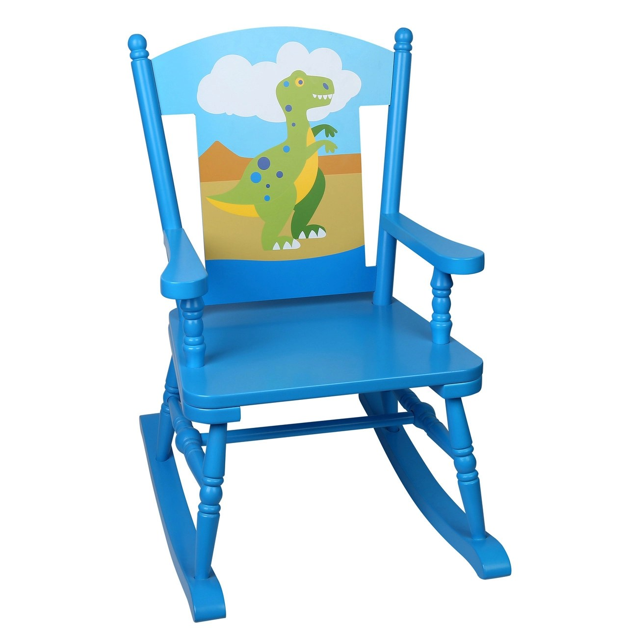 Kids Rocking Chairs Wildkin Dinosaur Land Rocking Chair