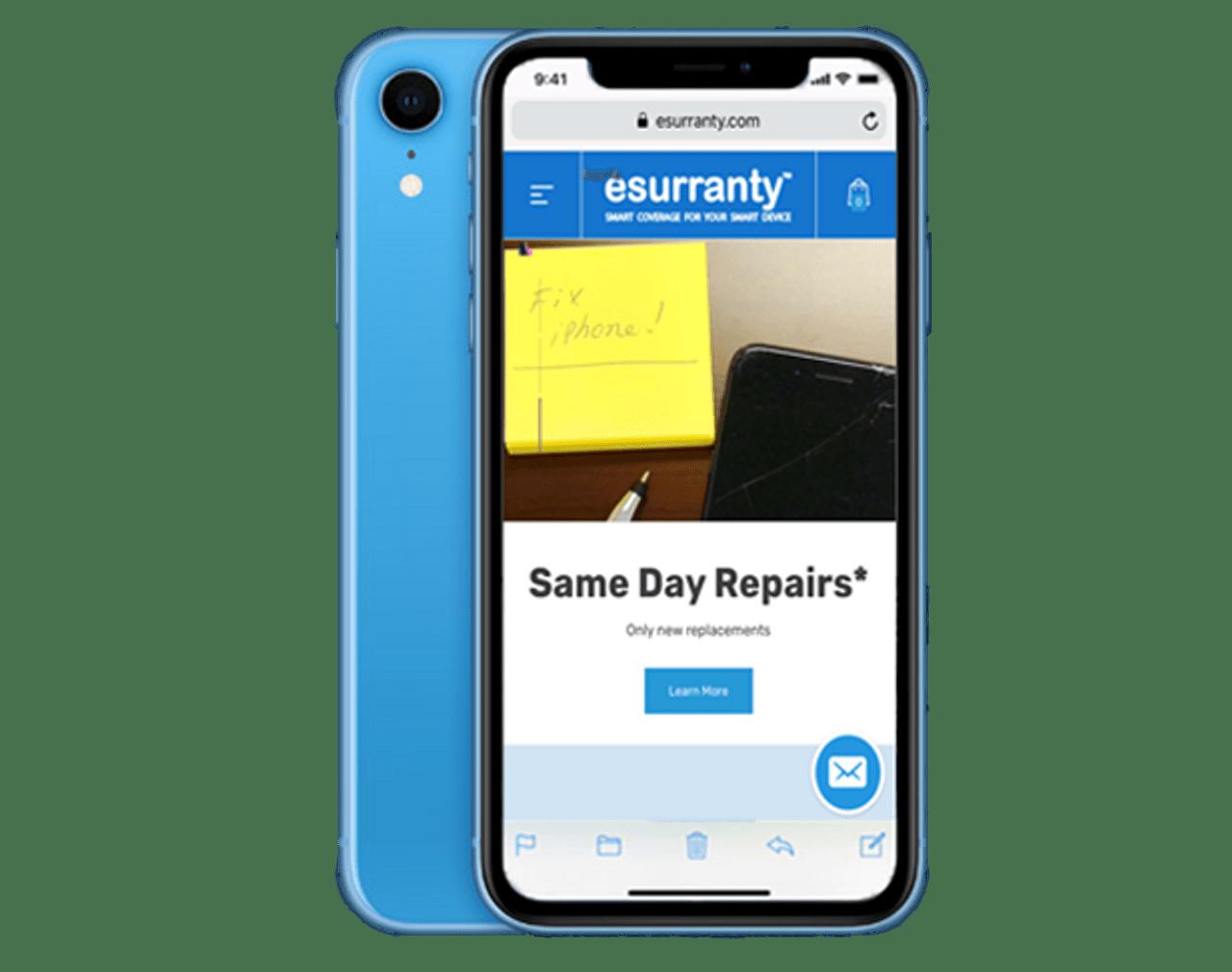 iphone xr service plan