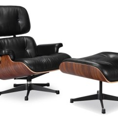 Vitra Office Chair Price Redo Sling Patio Chairs Eames Lounge Black Manhattan Home Design And Ottoman